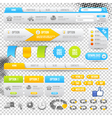 Web elements vector | Price: 1 Credit (USD $1)