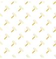 Paint roller pattern cartoon style vector image