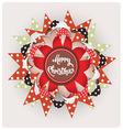 Christmas edition design element vector image