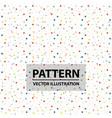 color circle chaotic pattern circle seamless vector image vector image