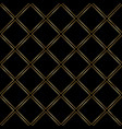 gold and black pattern seamless luxury background vector image vector image