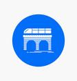 metro railroad railway train transport white vector image