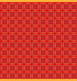 squares in grid geometric seamless pattern 103 vector image vector image