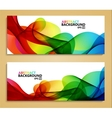 modern colorful abstract backgrounds vector image vector image