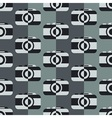 Monochrome camera pattern vector image