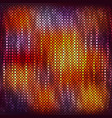 background mosaic squares with rounded corners vector image vector image