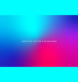 modern beautiful gradient background vector image