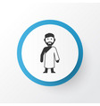 arabian icon symbol premium quality isolated hajj vector image vector image