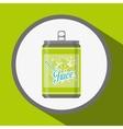 Soda concept design vector image vector image