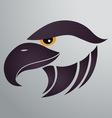 Eagles logo vector image vector image