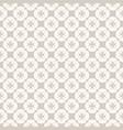 floral seamless pattern subtle pastel beige vector image vector image