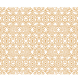 indian seamless abstract pattern traditional vector image vector image