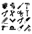 Tools Icons Vol 2 vector image vector image