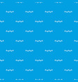 timeline infographic pattern seamless blue vector image