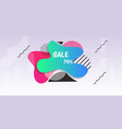 big sale buy now sticker special offer shopping vector image