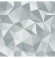 Brilliant seamless pattern Diamond triangle vector image vector image
