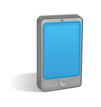 isometric icon smartphone vector image