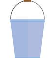 bucket vector image