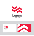 Logo design element 46 vector image