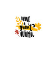 have great autumn badge isolated design label vector image