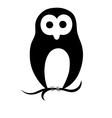 Owl vbird vector image vector image