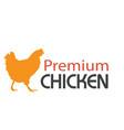 bbq premium chicken image vector image vector image