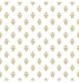 Royal pattern vector image vector image