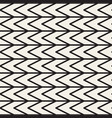 abstract geometric pattern with stripes lines vector image