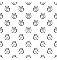 floss open box pattern seamless vector image vector image