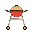 grill vector image vector image