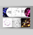 the minimal of editable layout abstract hi vector image vector image
