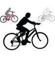 bike - vector image