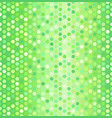 glowing hexagon pattern seamless honeycomb vector image vector image