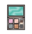 makeup icon image vector image vector image