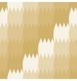 Seamless Beige Retro Pattern Background vector image