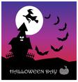 Halloween day vector image vector image