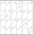 monochrome frame mosaic pattern vector image
