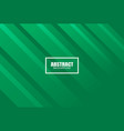 green modern colorful abstract background vector image vector image