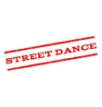 Street Dance Watermark Stamp