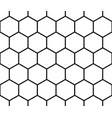 seamless monochrome pattern background with vector image vector image