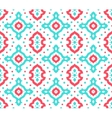 Seamless oriental pattern background vector image