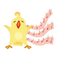 a little birdie sings for vocal