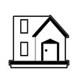 family home or house icon image vector image vector image