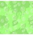 Fresh apple Seamless pattern Applegreenleaf leafs vector image