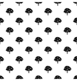 Pear tree pattern simple style vector image vector image