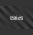 premium abstract striped lines with golden glitter vector image