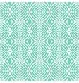 Simple elegant art deco pattern vector image vector image