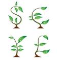 currency symbols concept vector image vector image