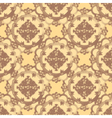 vintage retro seamless pattern Decorative vector image vector image