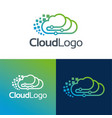 cloud logo and icon